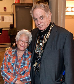 Janis Ian with David Amram