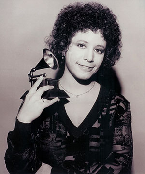 February 28, 1976 - accepting my first Grammy