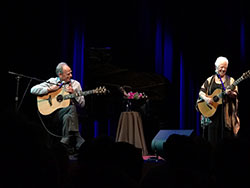 On tour with Livingston Taylor