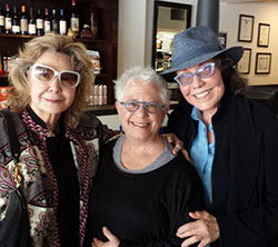 Lunch with Lily Tomlin & Jane Wagner