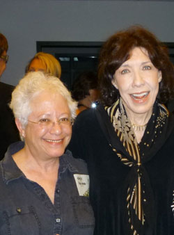 Janis & Lily Tomlin