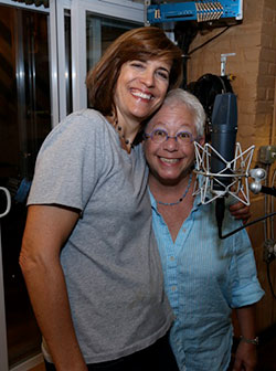 Janis Ian with Sarah Patridge