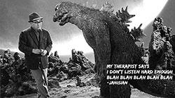 Godzilla haiku 254