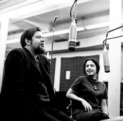 Janis and Dave Van Ronk at Mira Sound